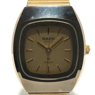 ラドー(RADO)のラドー 腕時計 - 110.9513.3 レディース(腕時計)