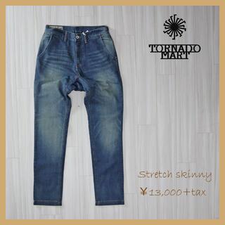 トルネードマート(TORNADO MART)のBLUE TORNADO 定価¥14,300 ストレッチデニム L(デニム/ジーンズ)