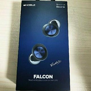 ノーブル(Noble)の高音質ワイヤレスイヤホン Noble Audio falcon(ヘッドフォン/イヤフォン)