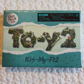 キスマイフットツー(Kis-My-Ft2)のKis-My-Ft2 LIVETOUR2020 To-y2 初回盤Blu-ray(ミュージック)