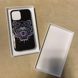 ケンゾー(KENZO)の新作☆KENZO iPhone 12promaxスマホケース(iPhoneケース)