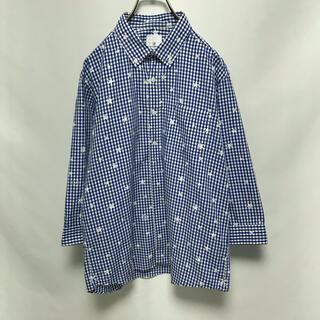 ユニフォームエクスペリメント(uniform experiment)のチェックシャツ uniform experimentユニフォームエクスペリメント(シャツ)
