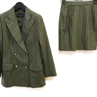 グッチ(Gucci)のグッチ スカートスーツ レディース -(スーツ)