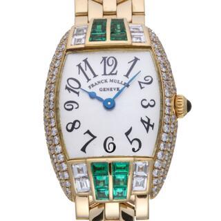 フランクミュラー(FRANCK MULLER)のフランクミュラー 腕時計 2250QZ HJ(腕時計)