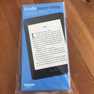 Kindle Paperwhite 防水機能搭載 wifi 8GB ブラック(電子ブックリーダー)