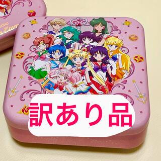 セーラームーン(セーラームーン)のセーラームーン バレンタイン チョコ 缶(菓子/デザート)