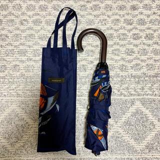 トゥモローランド(TOMORROWLAND)のmanipuri 折りたたみ傘(傘)