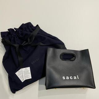 サカイ(sacai)のsacai☆ショッパーハンドバッグ(ハンドバッグ)