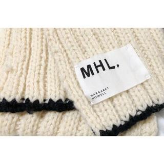 MARGARET HOWELL - MHL マフラー