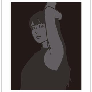 メディコムトイ(MEDICOM TOY)のKYNE 版画 Untitled I 村上隆 madsaki HAROSHI (版画)