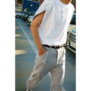 ジョンローレンスサリバン(JOHN LAWRENCE SULLIVAN)のkudos 19ss ノースリーブ(Tシャツ/カットソー(半袖/袖なし))