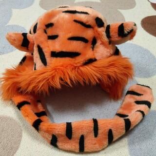 ディズニー(Disney)のティガー ファンキャップ 被り物 キャップ 帽子(キャップ)