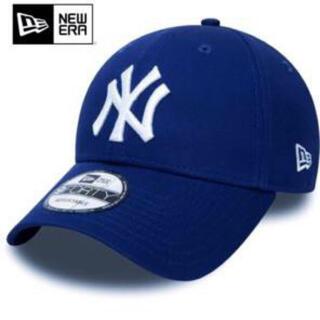ニューエラー(NEW ERA)のニューエラ キャップ NY ヤンキース 青 ブルー(キャップ)