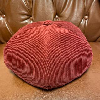 レイビームス(Ray BEAMS)のRay BEAMS コーデュロイベレー帽(ハンチング/ベレー帽)