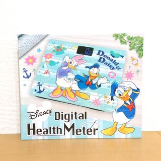 ディズニー(Disney)の新品▼2つセット! ディズニー デジタルヘルスメーター 体重計 ダイエット(体重計/体脂肪計)