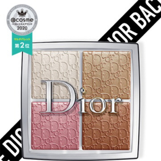 Dior - ディオール バックステージ フェイス グロウ パレット / 001
