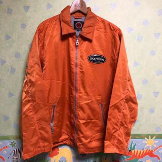 ジッポー(ZIPPO)のラッキーストライク ジャケット オレンジ タバコ ナイキ チャンピオン ポロ (タバコグッズ)