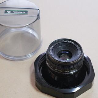 フジフイルム(富士フイルム)のフジノン EX 75mm F4.5 引き伸ばしレンズ Fujinon(暗室関連用品)