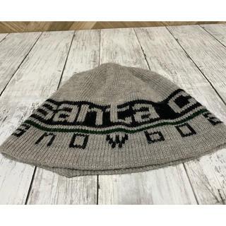 スラッシャー(THRASHER)のサンタクルーズ ニット帽(ニット帽/ビーニー)