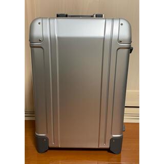 ゼロハリバートン(ZERO HALLIBURTON)のゼロハリバートン GEO  アルミニウム3.0 トロリー20インチ 新品未使用品(トラベルバッグ/スーツケース)