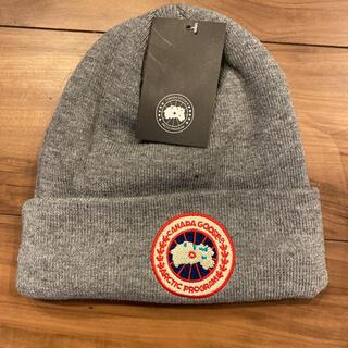 カナダグース(CANADA GOOSE)のカナダグース ニット帽(ニット帽/ビーニー)