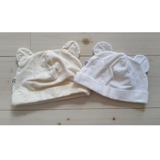 コンビミニ(Combi mini)のコンビミニ 帽子 44-48 2点セット(帽子)