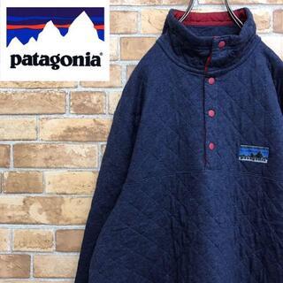 patagonia - 【パタゴニア】スナップT オーガニックコットン キルティング デカタグ 復刻