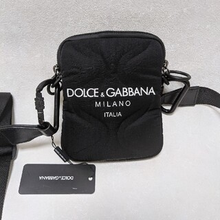 ドルチェアンドガッバーナ(DOLCE&GABBANA)の【新品正規品】 DOLCE & GABBANA  クロスボディバッグ(ショルダーバッグ)