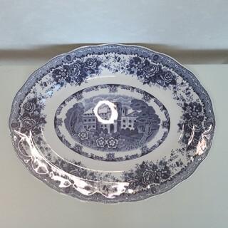 ニッコー(NIKKO)のNIKKOのオーバル・パ-ティ-オ-ドブル大皿☆未使用品☆(食器)