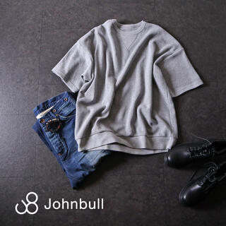 ジョンブル(JOHNBULL)のJOHNBULL サーマルビッグティー GRY S (Tシャツ/カットソー(半袖/袖なし))