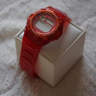 ベビージー(Baby-G)のCASIO Baby-G bg-3001 ジーショック ターコイズ(腕時計(デジタル))