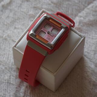 ベビージー(Baby-G)のカシオ Baby-G/腕時計  BG-81-4E1JF(腕時計(デジタル))