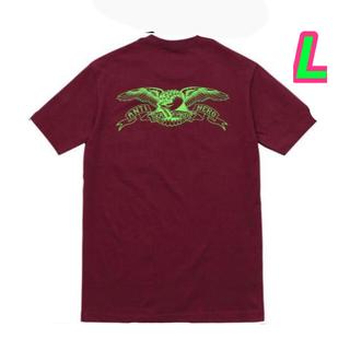 シュプリーム(Supreme)のSUPREME ANTIHERO POCKET TEE(Tシャツ/カットソー(半袖/袖なし))