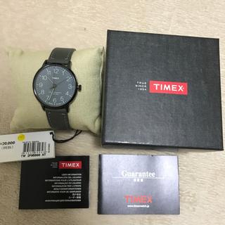 タイメックス(TIMEX)のラスト値下げ 新品 TIMEX タイメックス 腕時計(腕時計(アナログ))