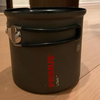 プリムス(PRIMUS)のプリムス クッカー PRIMUS ライテックトレックケトル&パン(調理器具)