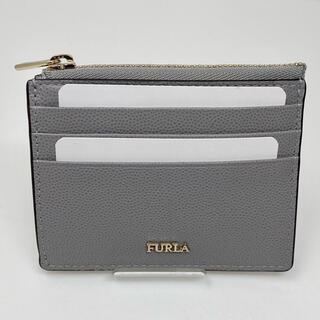 Furla - 未使用☺︎FURLA フルラ パスケース コインケース グレー