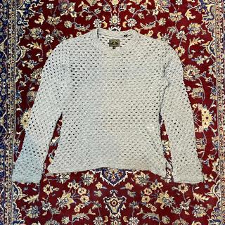 ヴィヴィアンウエストウッド(Vivienne Westwood)のARCHIVE ANGLOMANIA destroy cutting knit(ニット/セーター)