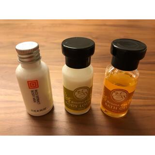 タン(THANN)のTHANN(タン) ボディーローション 30ml(ボディローション/ミルク)