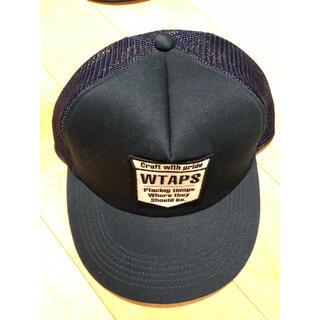 ダブルタップス(W)taps)のWTAPS MILITIA CAP POLYSTER(112RPDT-HT01)(キャップ)