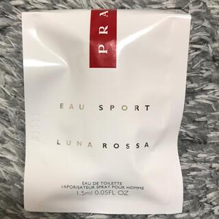プラダ(PRADA)のPRADA ルナロッサオースポーツ オードトワレ(香水(男性用))