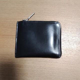 ホワイトハウスコックス(WHITEHOUSE COX)のWHC FRAME別注L型ジップ財布(コインケース/小銭入れ)