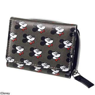 シップス(SHIPS)のSHIPS any 財布 ミッキーマウスミニ財布 付録(財布)