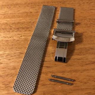 インターナショナルウォッチカンパニー(IWC)のIWC純正 ミラネーゼブレス メッシュ 20mm ポートフィノ ポルトギーぜ(金属ベルト)