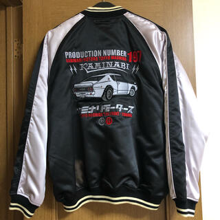 ハーレーダビッドソン(Harley Davidson)のスカジャン★カミナリモータース 新品未使用(スカジャン)