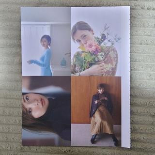 白石麻衣ポストカード(アイドルグッズ)
