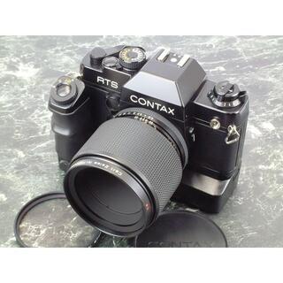 京セラ - CONTAX RTSⅡ + Macro 60mm F2.8 T* AEJ