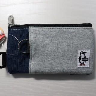 チャムス(CHUMS)の★新品★ CHUMS Smart Phone Case Sweat Nylon(モバイルケース/カバー)