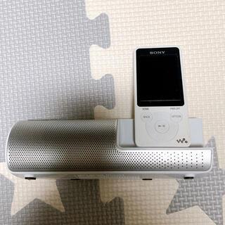 ウォークマン(WALKMAN)のウォークマン Sシリーズ 8GB ホワイト オマケ付き(ポータブルプレーヤー)