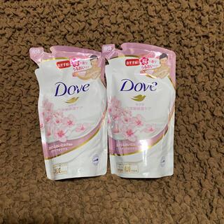 ダヴ ボディウォッシュ 期間限定 桜の香り 2つセット