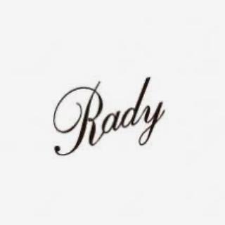 レディー(Rady)のRady♡テールカットニットコート♡グレー(ニットコート)